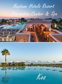 07.10. - 14.10.2019 / Kos – Neptune Hotels Resort Convention Center & Spa