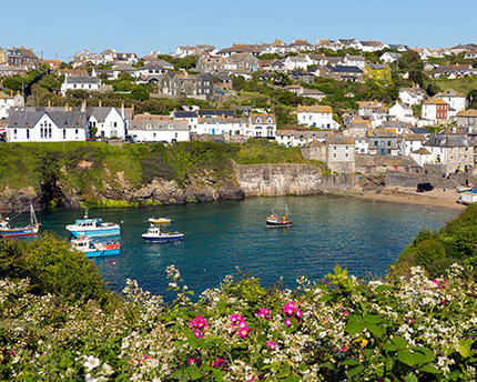 Gärten In Cornwall großbritannien südengland blühende gärten und herrschaftliche