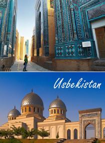 VerbundmitarbeiterReise 03.10. - 12.10.2019 / Usbekistan – Auf den Spuren der Seidenstraße