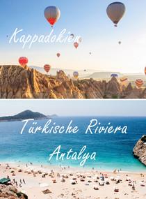 VerbundmitarbeiterReise 29.04. - 06.05.2019 / Kappadokien & Türkische Riviera